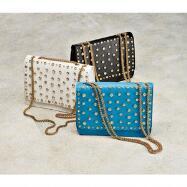 Rhinestone Shine Handbag by Yoki