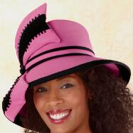 Flair Hat by Lisa Rene