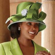 Beau Bouquet Hat and Handbag Set by BMJ