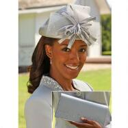Misty Marcie Hat and Handbag Set by BMJ
