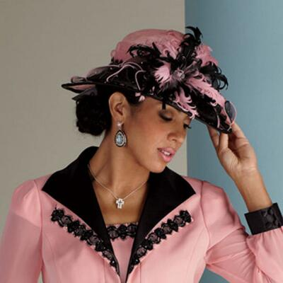 Lace Surprise Hat by Milano