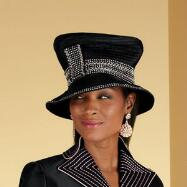 Elegantly Yours Hat from Sundays by Nubiano