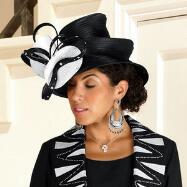 Victoire Hat by Tally Taylor