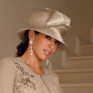 Serenade Hat by Tally Taylor