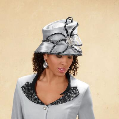 Study in Style Hat by Tally Taylor