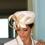 Pure Elegance Hat by Verucci by Chancelle