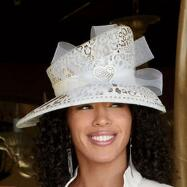 Your Breed of Luxe Hat by Lisa Rene™