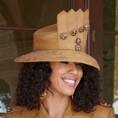 Paulette Hat by Lisa Rene™