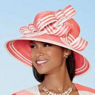 Stripe It Rich Hat