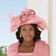 Flirtation Hat by Milano Couture