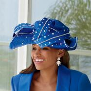 Bowtique Hat by Milano Couture