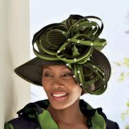 Interlude Hat by Milano Couture