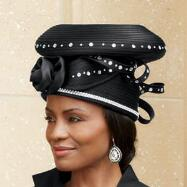 Lady in Style Hat by Lisa Rene