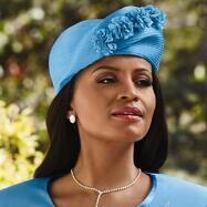 Elegant Lady Hat by EY Signature