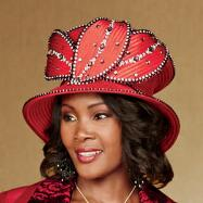 Style Drama Hat by Verucci by Chancelle