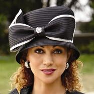 All Ways Chic Church Hat by EY Signature