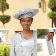 Touch of Classic Hat and Handbag Set by BMJ