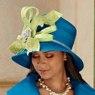 Bright Idea Hat by Tally Taylor