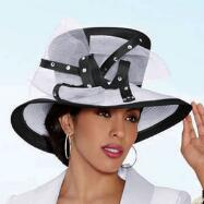 **SOLD OUT** Contrast Hat by Tally Taylor