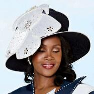 Diagonelle Hat by Lisa Rene™