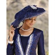 Accent on Glam Hat by Lisa Rene™