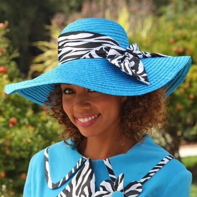 Trendy Tracey Hat from Sundays by Nubiano
