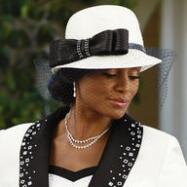 With Flair Church Hat by Verucci by Chancelle