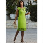 Study in Lace Dress by EY Boutique