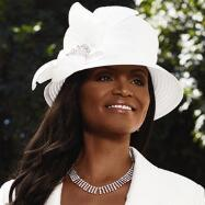 Your Majesty Church Hat by EY Signature