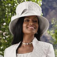 Contempo Lace Church Hat by Lily & Taylor