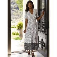 Bloussante Maxi Dress by EY Boutique