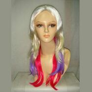 Pop Star Three-Tone Wig
