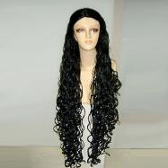 Extra Long Curly Wig