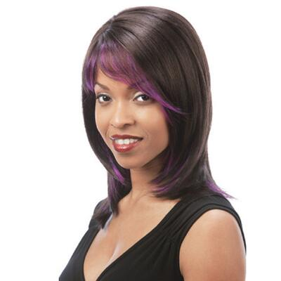 Streak Wig by Motown Tress