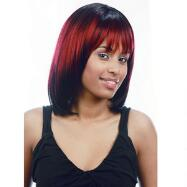 Stripy Wig by Motown Tress™