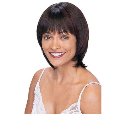 HM-651 Coral Human Hair Wig by Motown Tress™