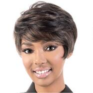 Topaz Human Hair Wig by Motown Tress™