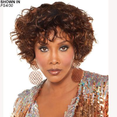 H218 Human Hair Wig by Vivica Fox