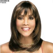 Dora Hand-Tied Wig by Vivica Fox