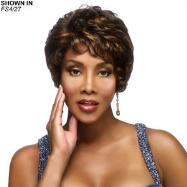 Francyne Hand-Tied Wig by Vivica Fox
