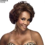 H-129 Human Hair Wig by Vivica Fox