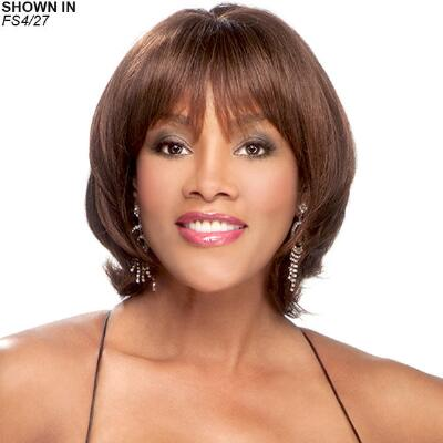 H-203 Human Hair Wig by Vivica Fox