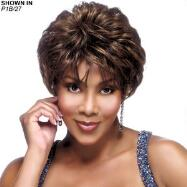 H-209 Human Hair Wig by Vivica Fox