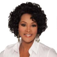 Bailee Human Hair Wig by Vivica Fox