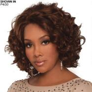Chante Lace Front Human Hair Wig by Vivica Fox