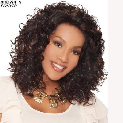 Foxy Lace Front Wig by Vivica Fox