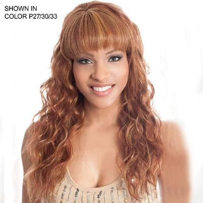 H259 Human Hair Wig by Vivica Fox