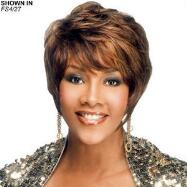 H311 Human Hair Wig by Vivica Fox