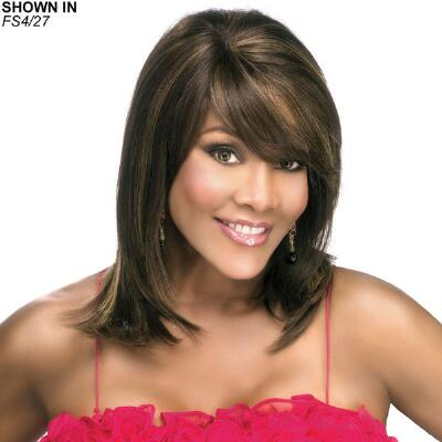 Sebina Human Hair Wig by Vivica Fox