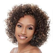 Easy Wear Bruan Wig by Janet Collection